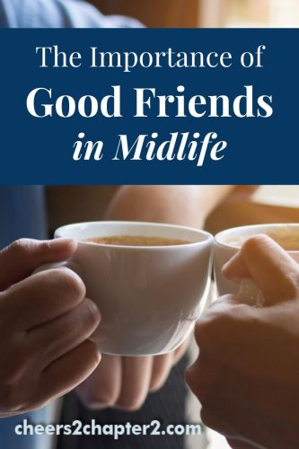 Good Friends in Midlife