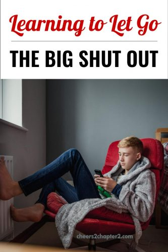 Learning to Let Go - The Big Shut Out