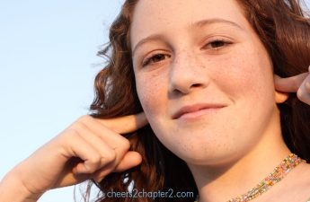 pressure on teens to measure up