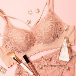 Image of makeup and bra