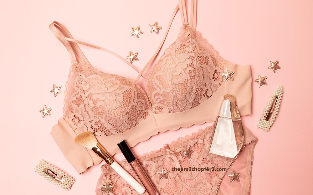 Image of makeup and bra