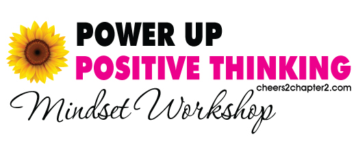 Mindset Workshop: Power Up Positive Thinking logo