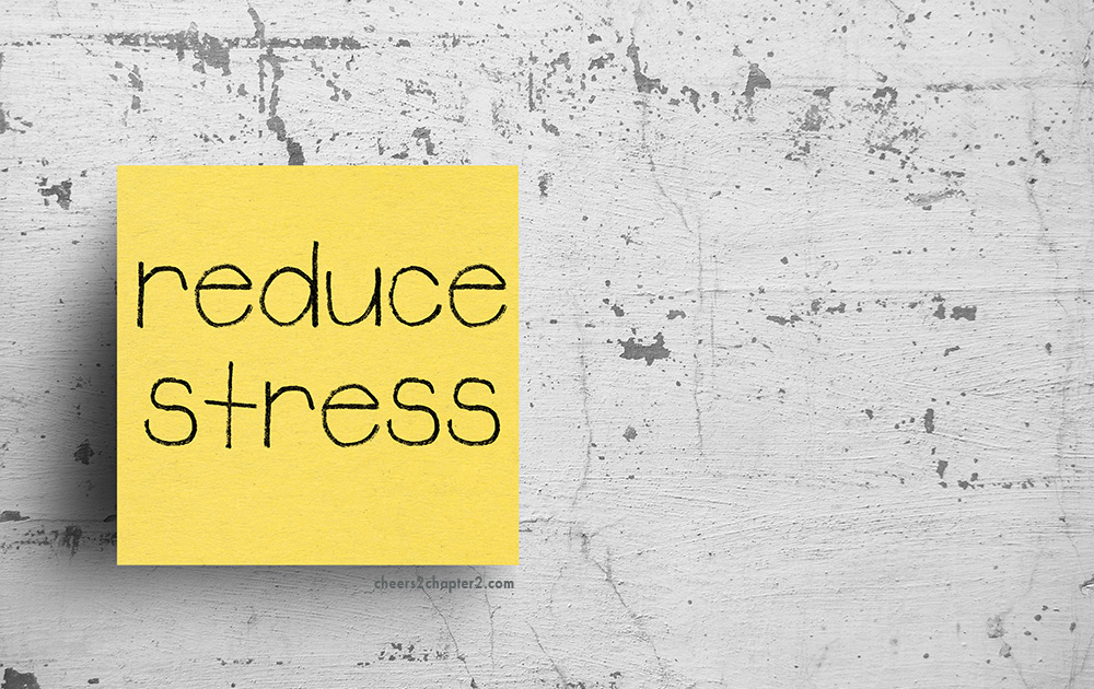 Postit note with reduce stress for How to reduce stress and anxiety naturally