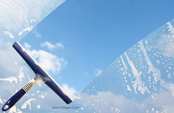 Image of spring window cleaning for Clear Your House of Negative Energy with a Good Spring Cleaning concept
